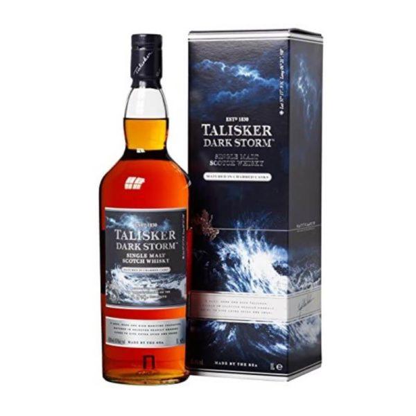 Talisker Dark Storm 0.70 45.8%