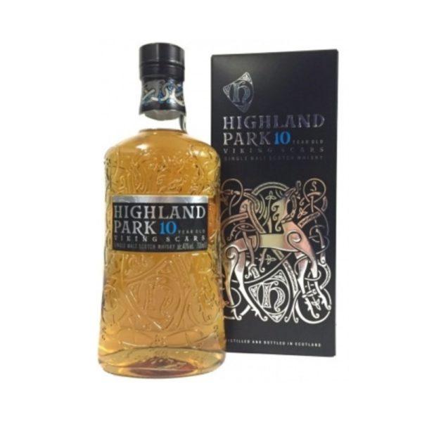 Highland Park 10Y 0.70 40%