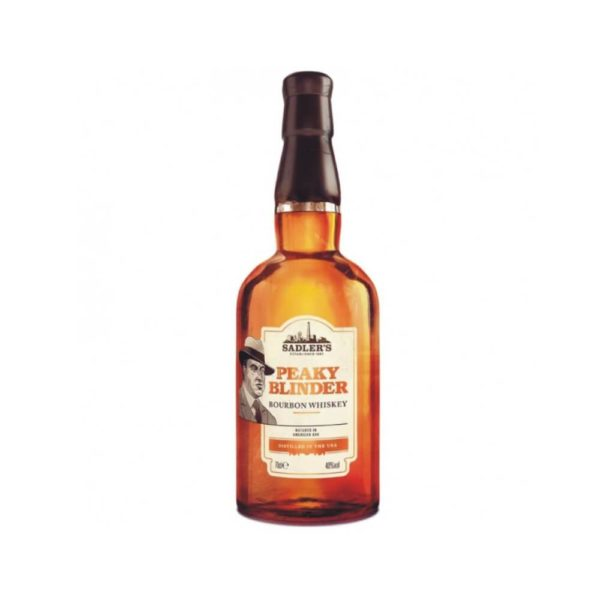 Peaky Blinder Bourbon Whisky 0.70 40%