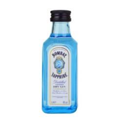 Bombay Saphhire Gin MINI 10 x 0.05 47%