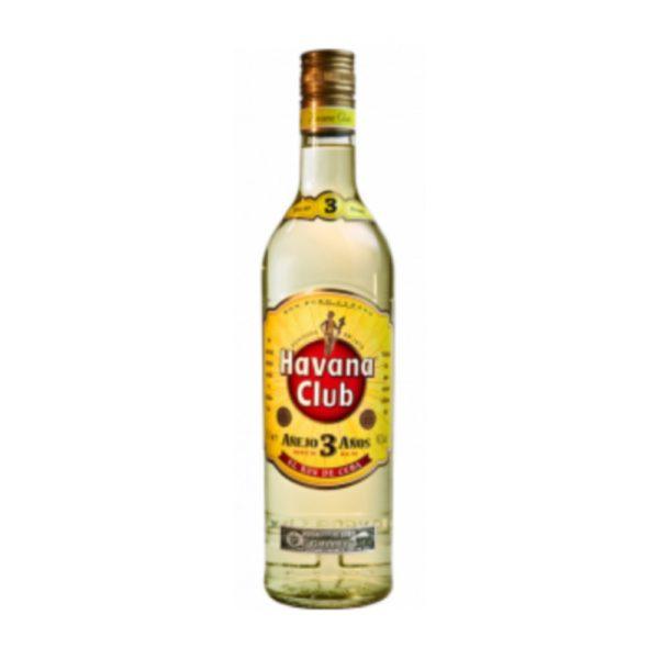 Havana Club Anejo 3Y 0.70 40%