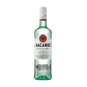 Bacardi Carta Blanca 1.00 37.5%