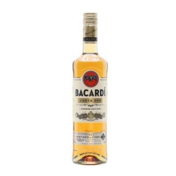 Bacardi Carta Oro (Goud) 0.70 40%