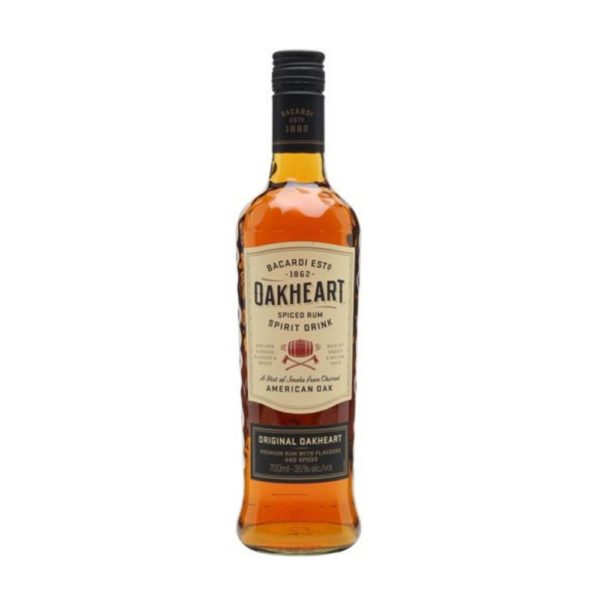 Bacardi Spiced 1.00 35%