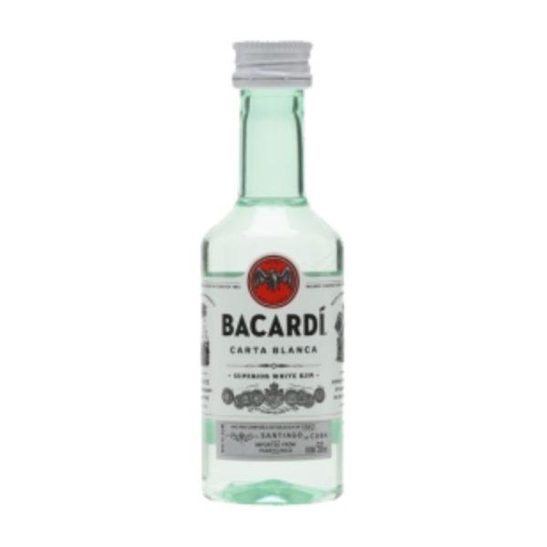 Bacardi Carta Blanca 0.02 37.5%