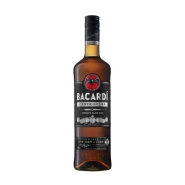 Bacardi Carta Negra 1.00 40%