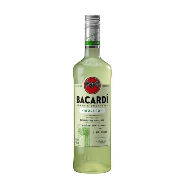 Bacardi Mojito 0.70 14.9%