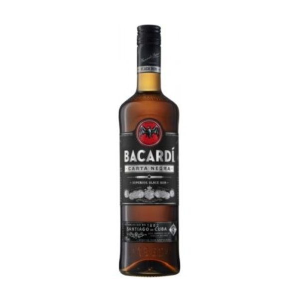 Bacardi Carta Negra 0.70 40%