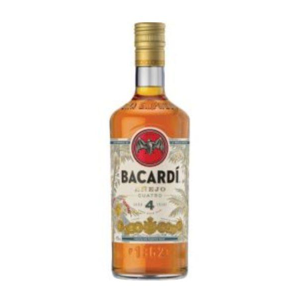 Bacardi Anejo Quatra 0.70 40%