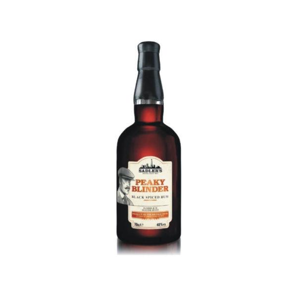Peaky Blinder Black Spiced Rum 0.70 40%