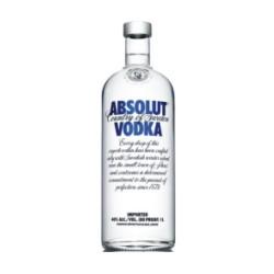 Absolut Vodka 1.00 40%