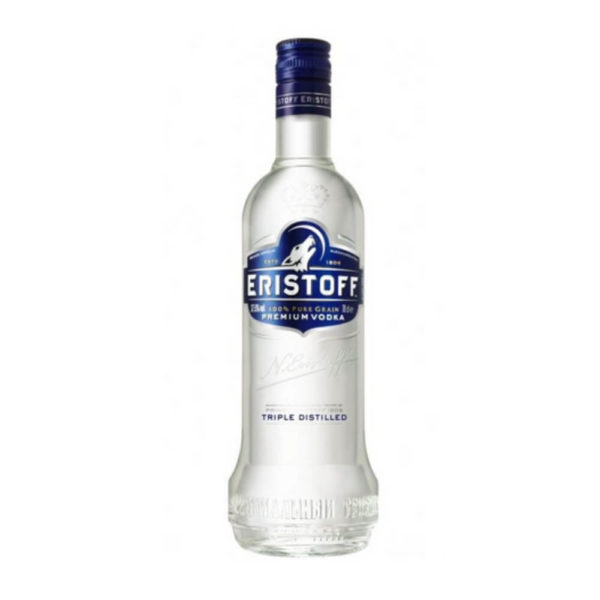 Eristoff Vodka 0.70 37.5%