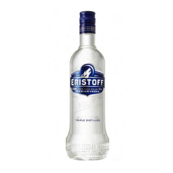 Eristoff Vodka 1.00 37.5%