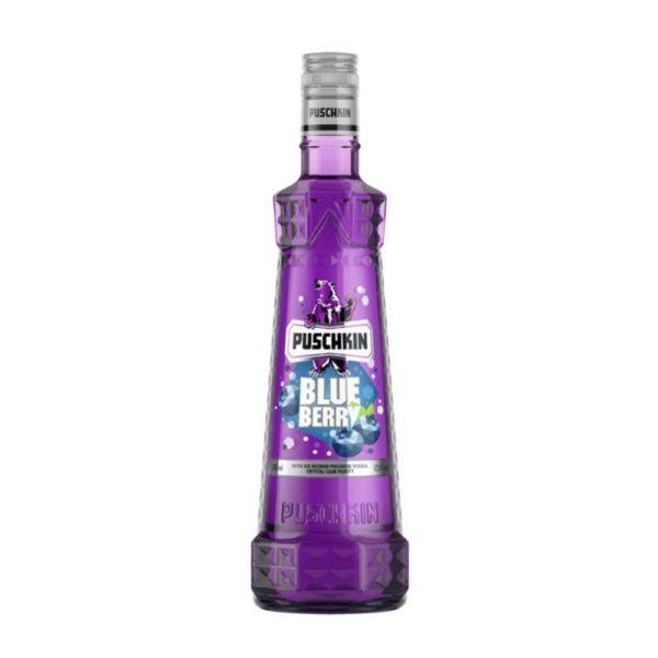 Puschkin Blue Berry 0.70 17.5%