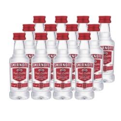 Smirnoff Vodka 12 x 0.05 37.5%