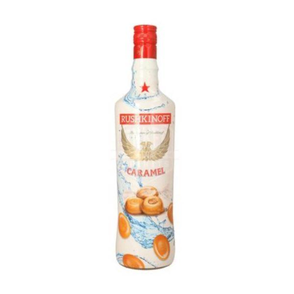 Rushkinoff Vodka & Caramelo 1.00 18%