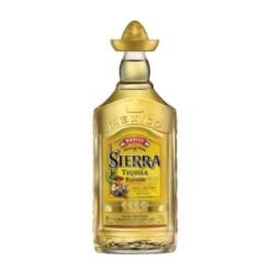 Tequila Sierra Gold 0.70 38%