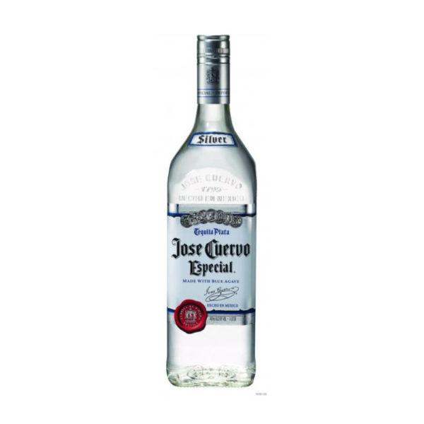 Tequila Cuervo Silver 1.00 38%