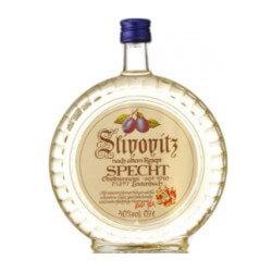Slivovitz Specht 0.70 40%
