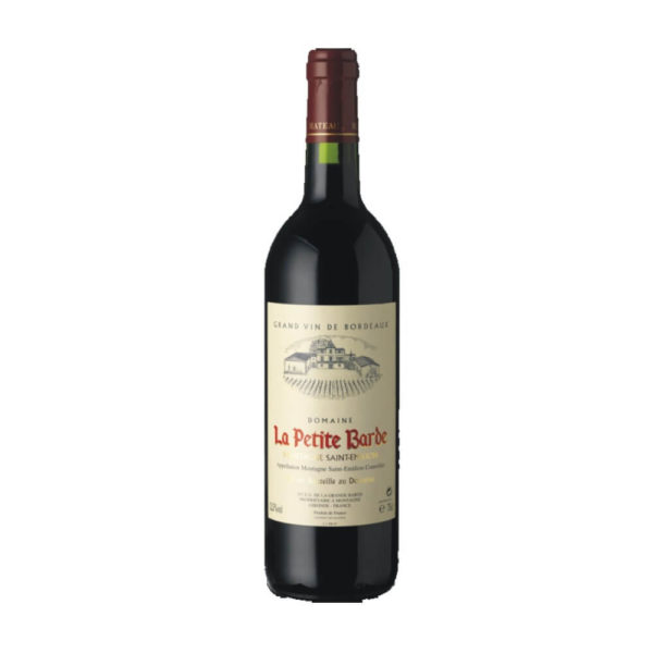 Domaine La Petite Barde Bordeaux 75cl
