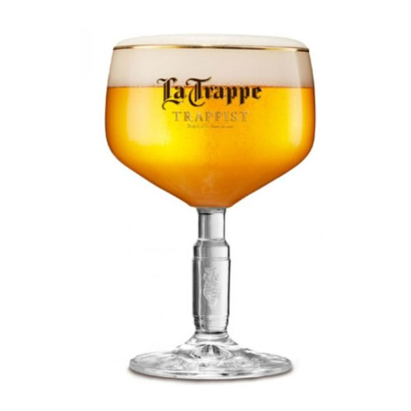 La Trappe Bokaal Glas 33cl