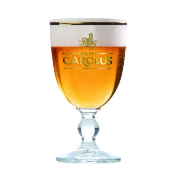 Gouden Carolus Glas 33cl