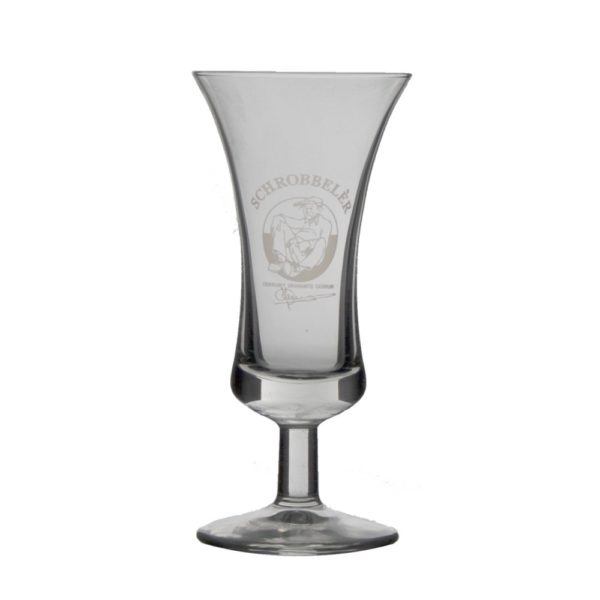 Schrobbeler Glas 5cl