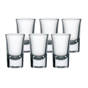 Boston Shot Glas 6 x 3.4cl