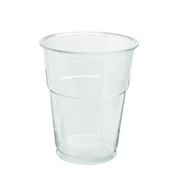 Plastic Bier / Fris Glas 50 x 25cl