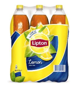 Lipton Ice Tea Lemon NB PET 6 x 150cl (DE)