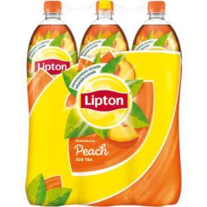 Lipton Ice Tea Peach NB PET 6 x 150cl (DE)